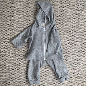 BOY + GIRL Sweatsuit. Sweatpants and Hoodie 0-6